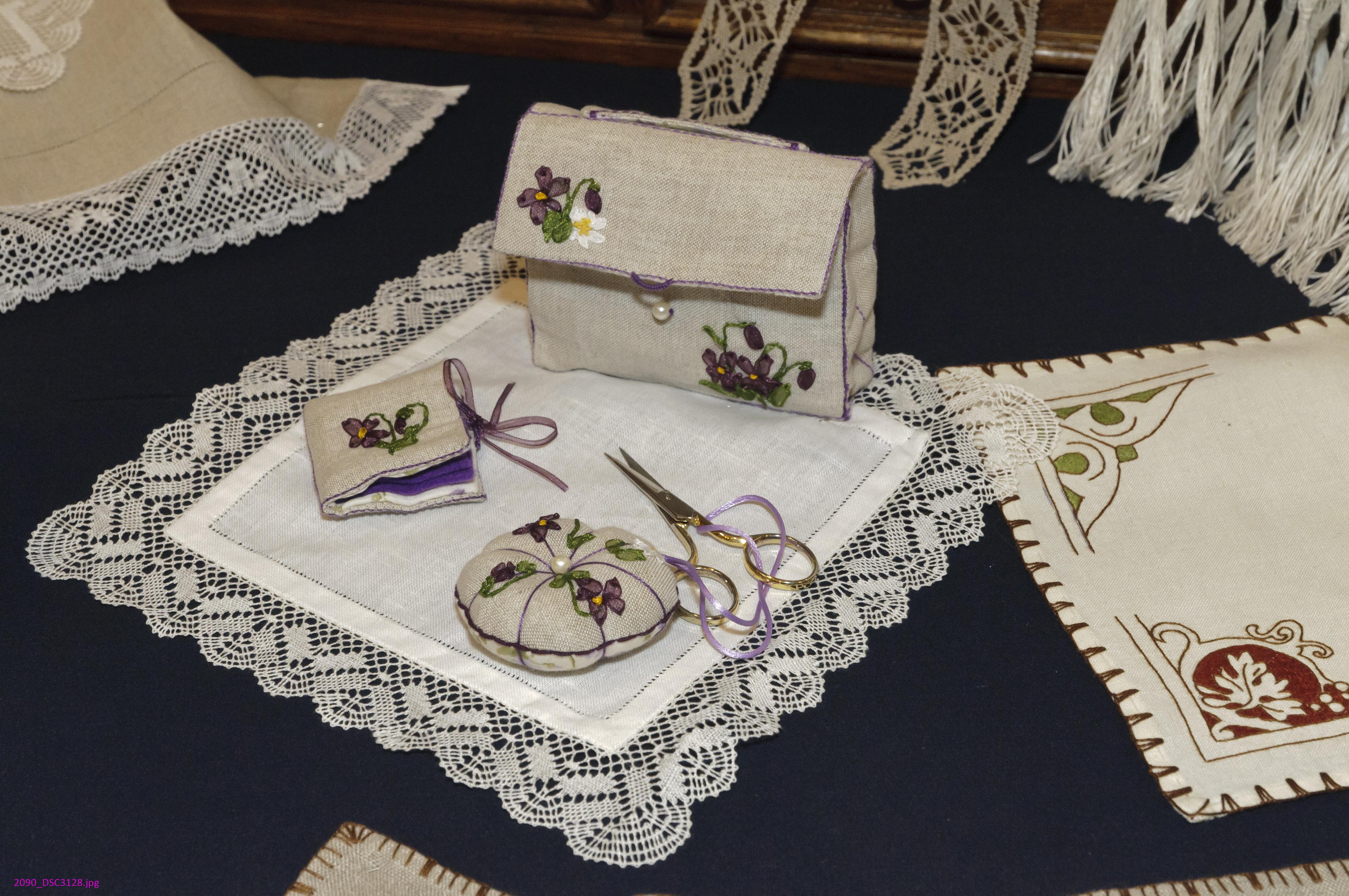 Silk ribbon(2)